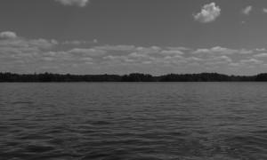 Muskoka Lake Background