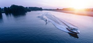 Wakeboarding with Summer Water Sports