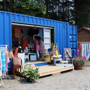 Pop Up Shops at Summer Water Sports