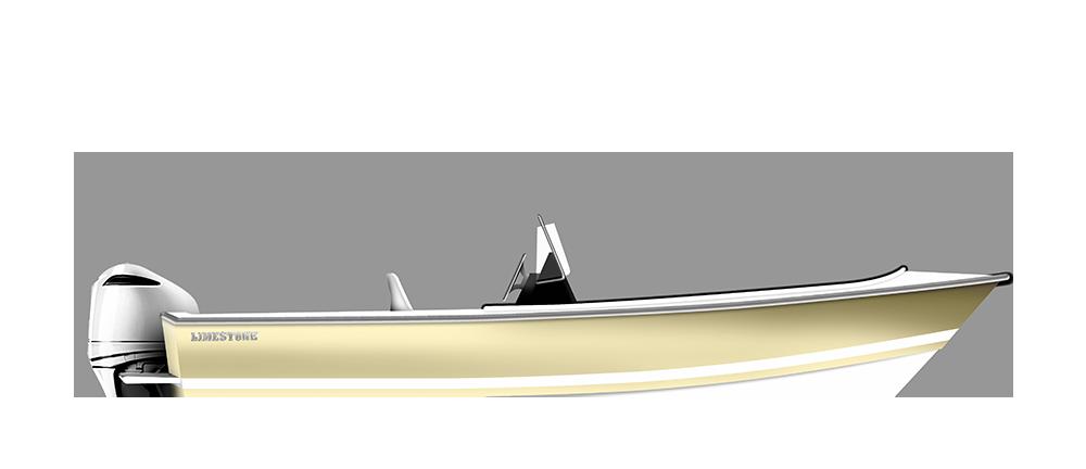 Limestone L-170DC Boat