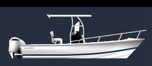 Limestone L-200CC Boat