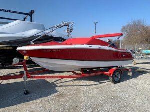 SWS Rental Boat Four Winns