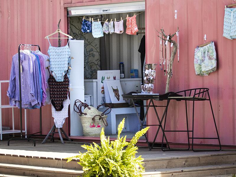SWS Muskoka Pop Up Shops